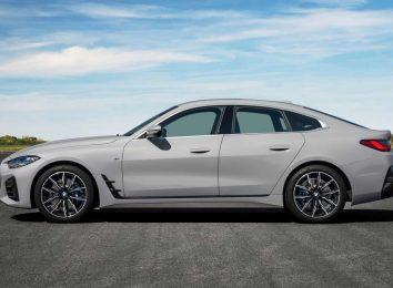 BMW 4-Series Gran Coupe 2022