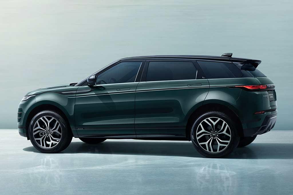 Range Rover Evoque L: удлиненный вариант кроссовера эксклюзивно для Китая
