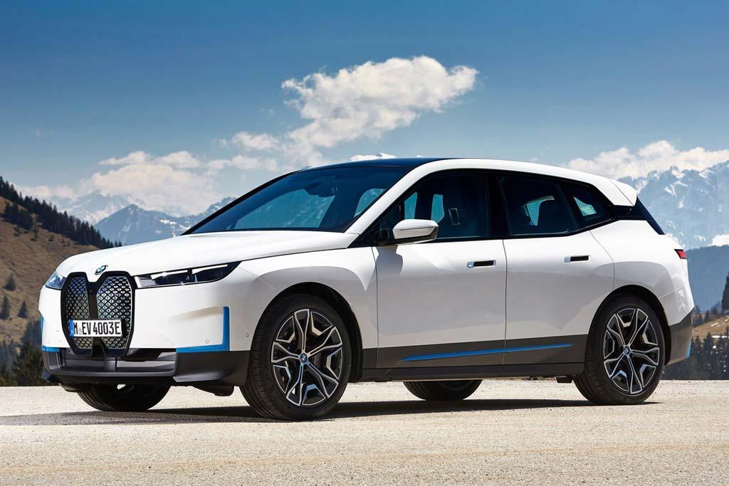 Электрический BMW iX предложат в России за 8,5 млн: но придется подождать