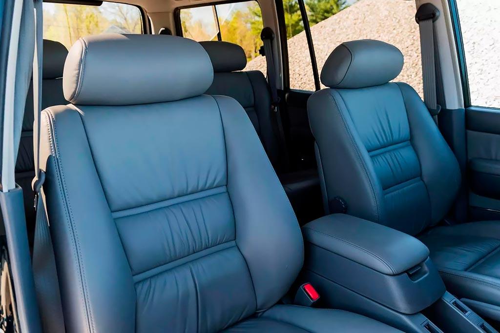 Владелец Toyota Land Cruiser 80 сохранил его до наших дней в идеальном состоянии