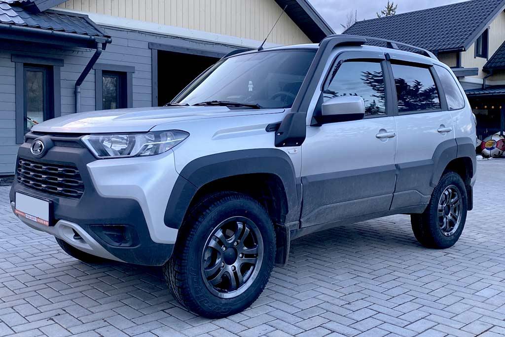 Lada Niva Travel за 1,7 млн рублей: и люди готовы покупать по таким ценам