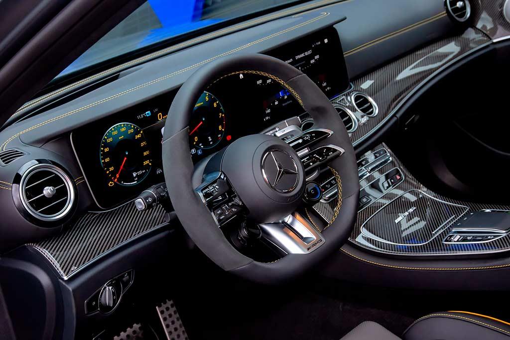 Mercedes-AMG E63 S Estate от ателье Posaidon: универсал с максималкой 350 км/ч