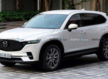Рендер новой Mazda CX-5