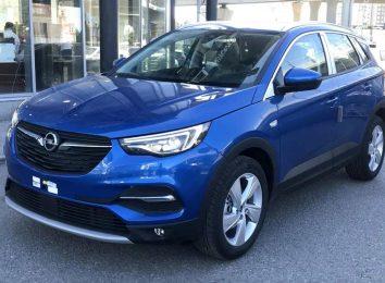Отзыв об Opel Grandland X