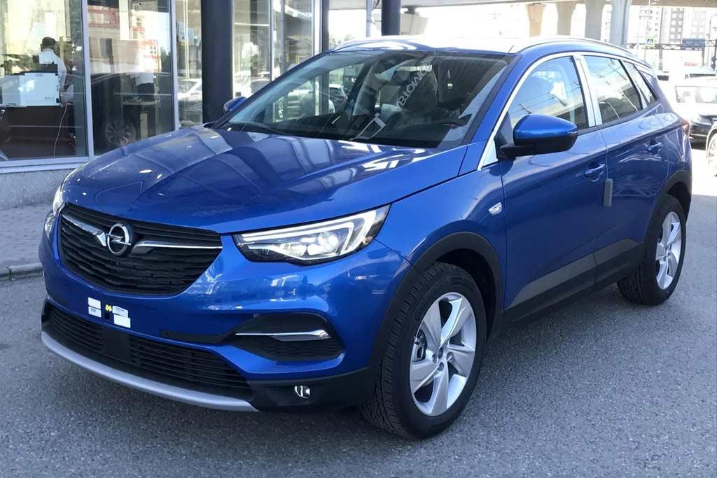 Редкий зверь на наших дорогах: проехал 16.000 км на новом Opel Grandland X