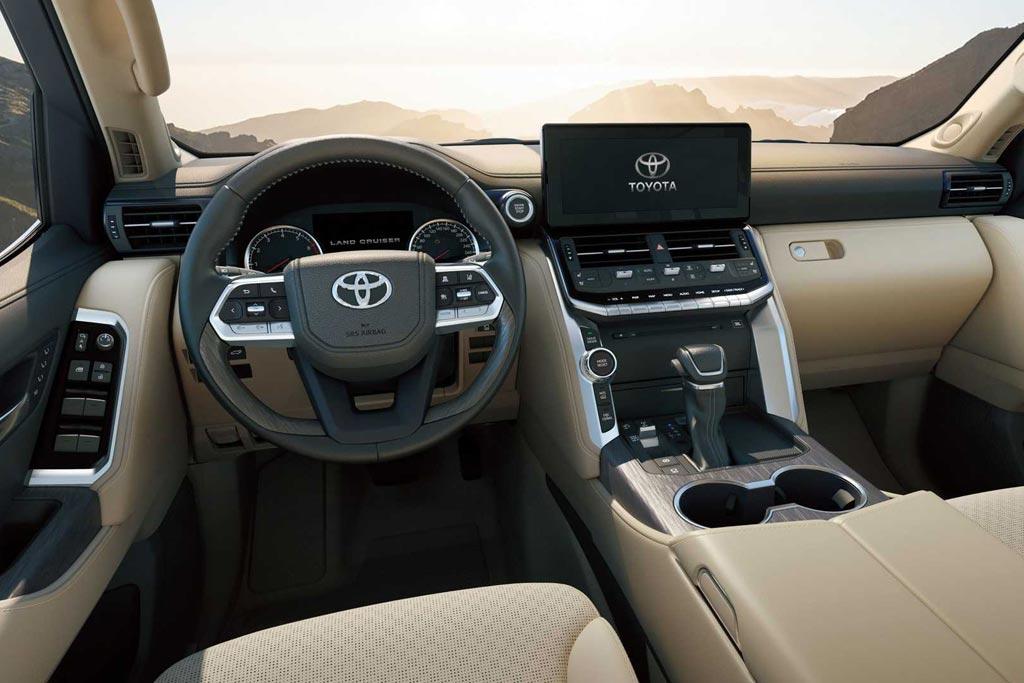 Разочарование или нет: представлен новый Toyota Land Cruiser 300