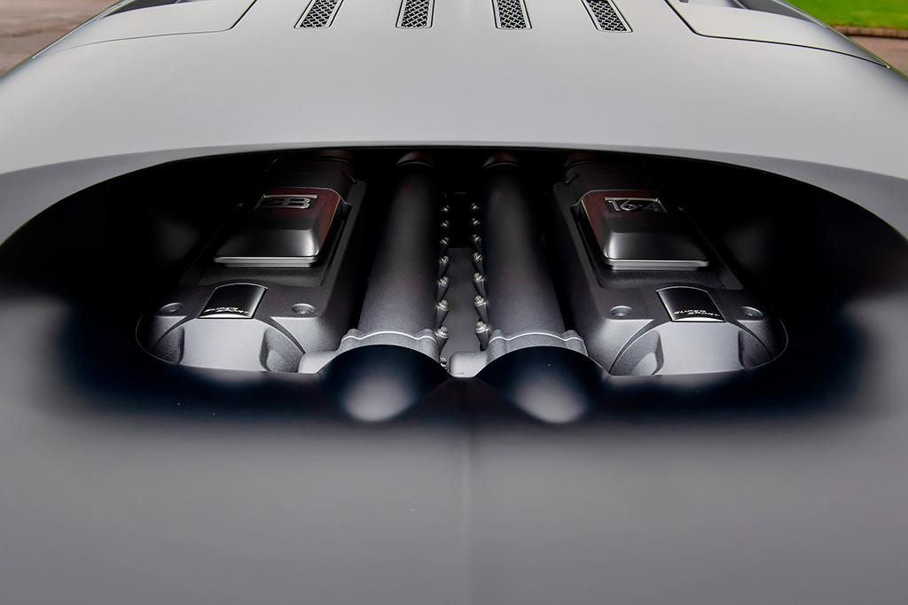 Последний Veyron Super Sport